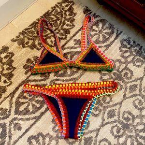 Kiini Tasmin bikini set size Medium